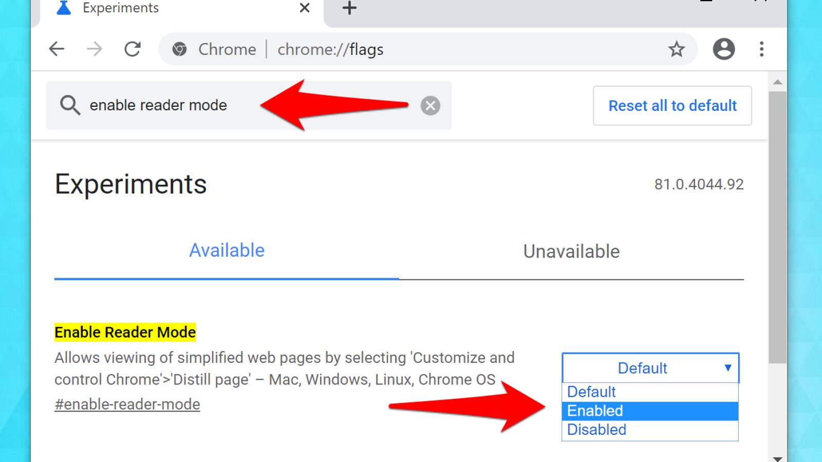 Google Chrome Versteckten Lesemodus aktivieren   So geht´s   NETZWELT