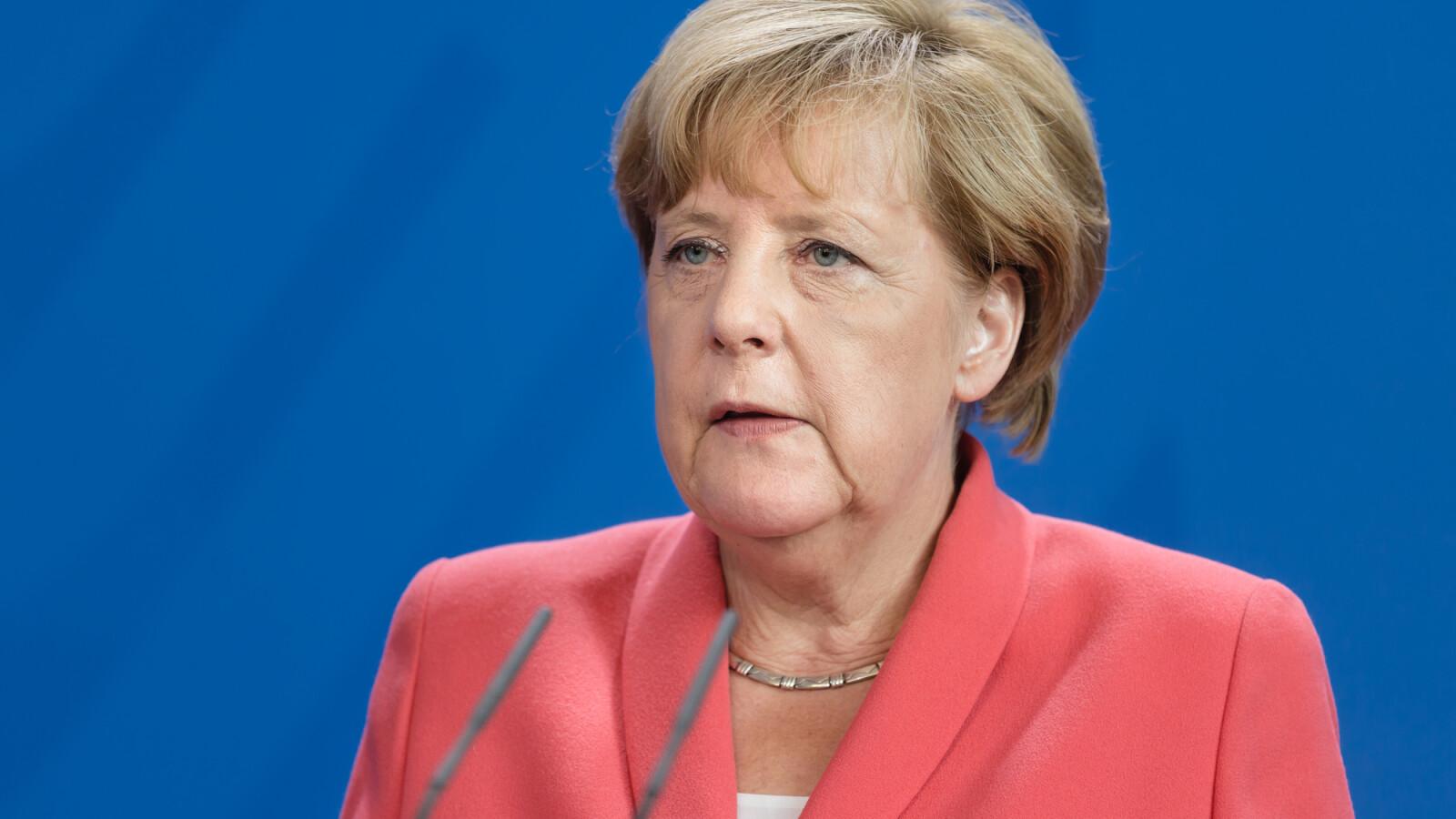 Merkel Live Heute
