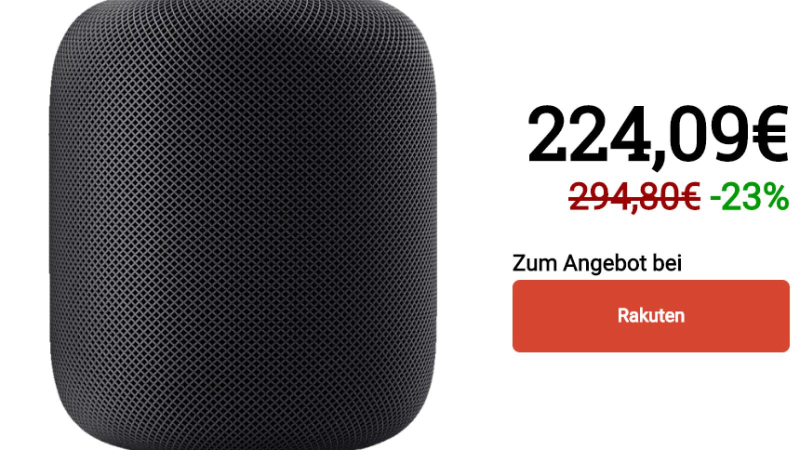 Apple HomePod für nur 206 Euro: Wo ist der Haken?
