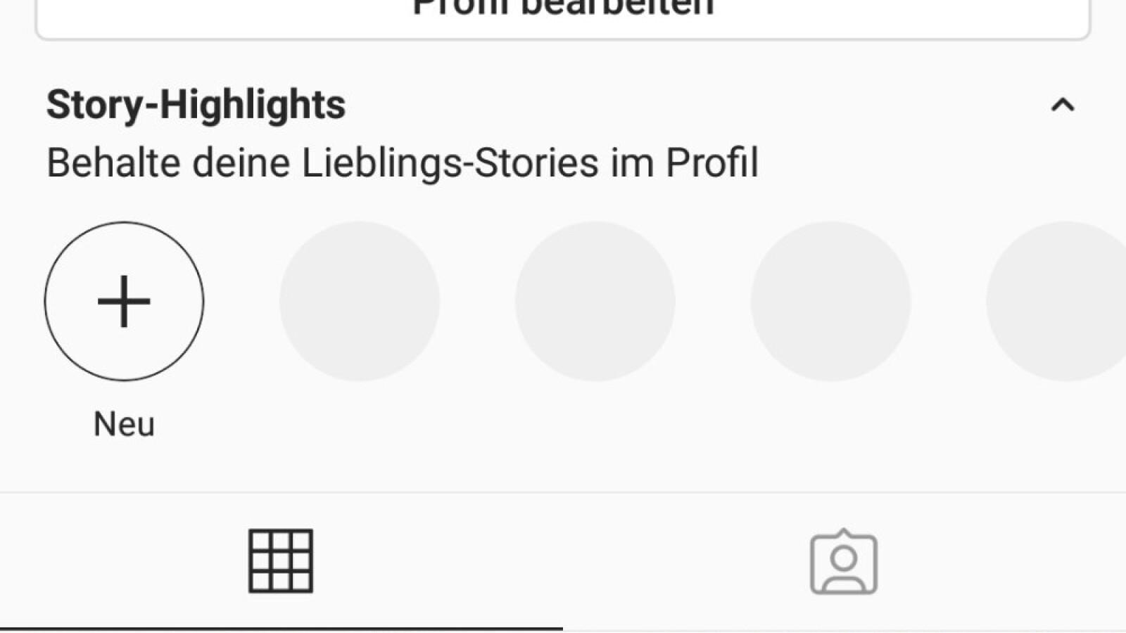 Alte instagram profilbilder sehen