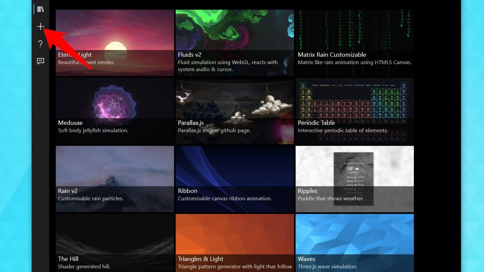 Windows 10 So Nutzt Ihr Animierte Hintergrundbilder Live Wallpaper Netzwelt