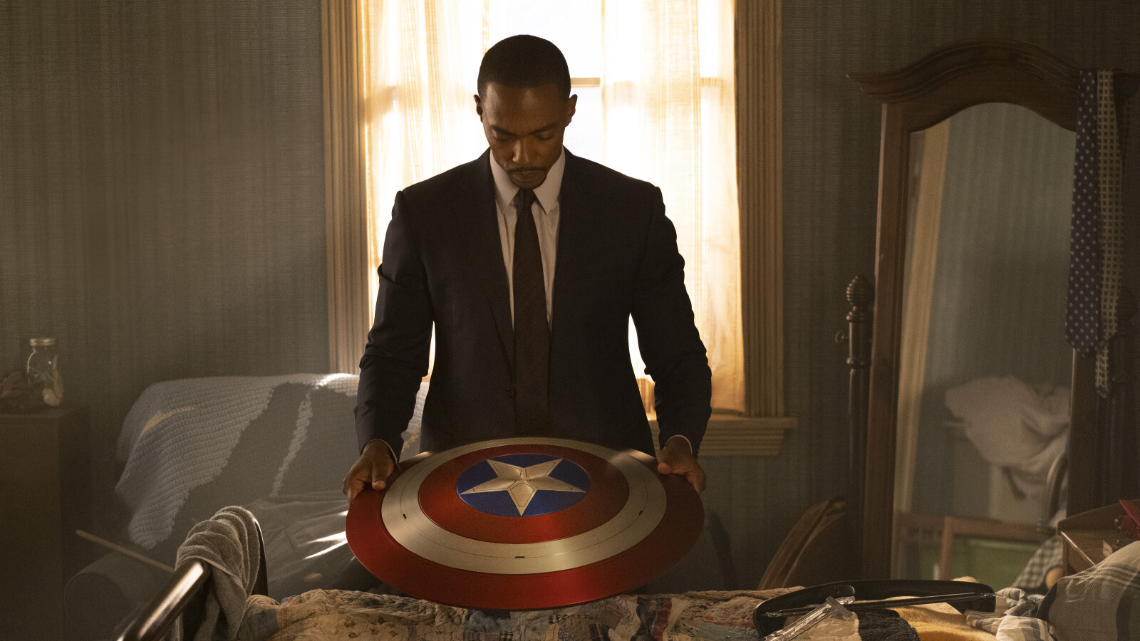 The Falcon and The Winter Soldier: Neuer Trailer zeigt Sam als Captain America