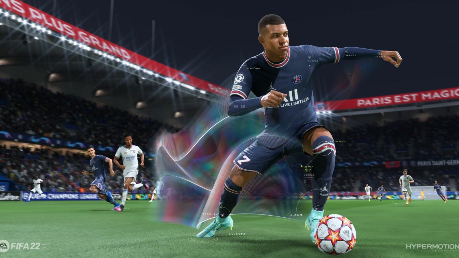 FIFA 22: Warum PC-Spieler neidisch auf die Konsolenversion schauen