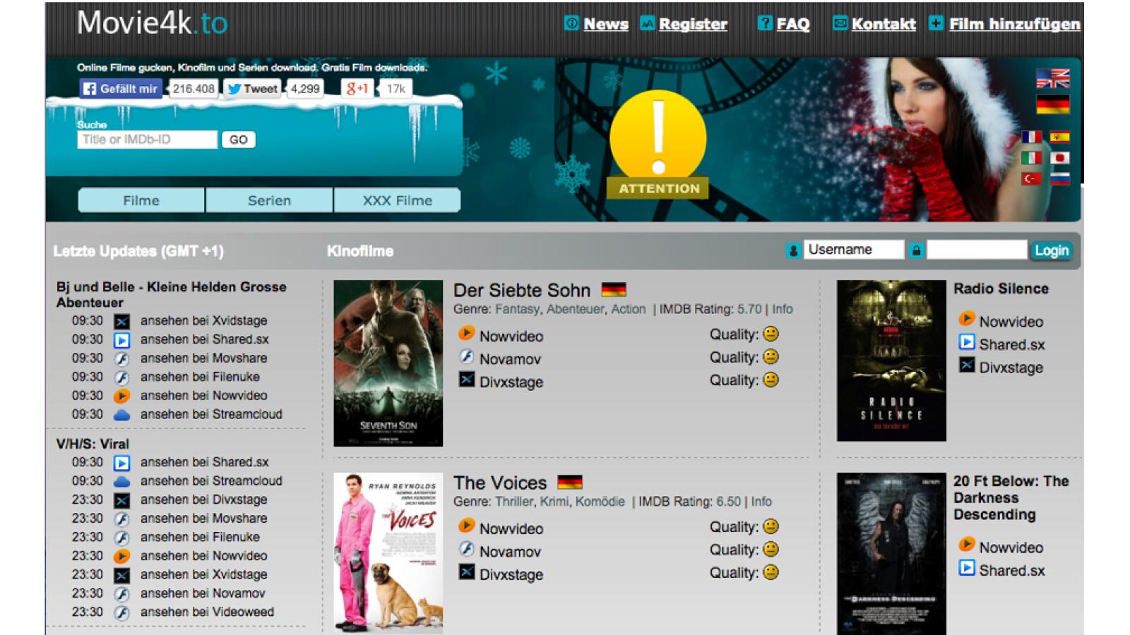 Filme Online Schauen Movie2k