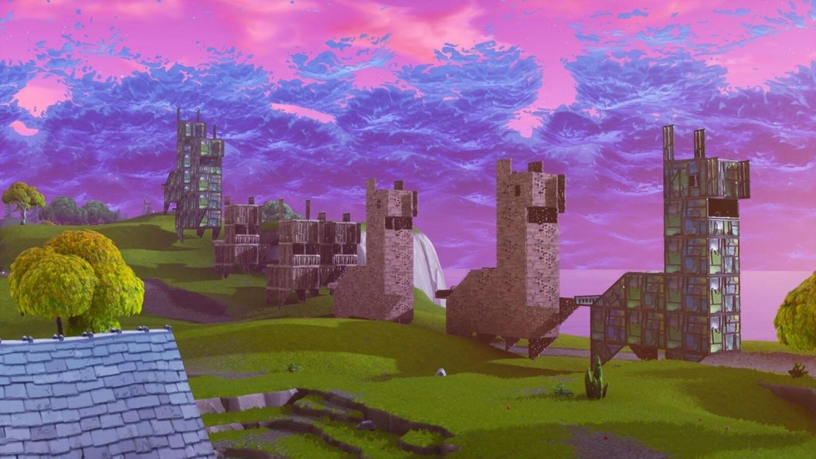 Fortnite Spielwiese Animiert Fans Zu Diesen Verrückten Kreationen - Minecraft spielen fur anfanger