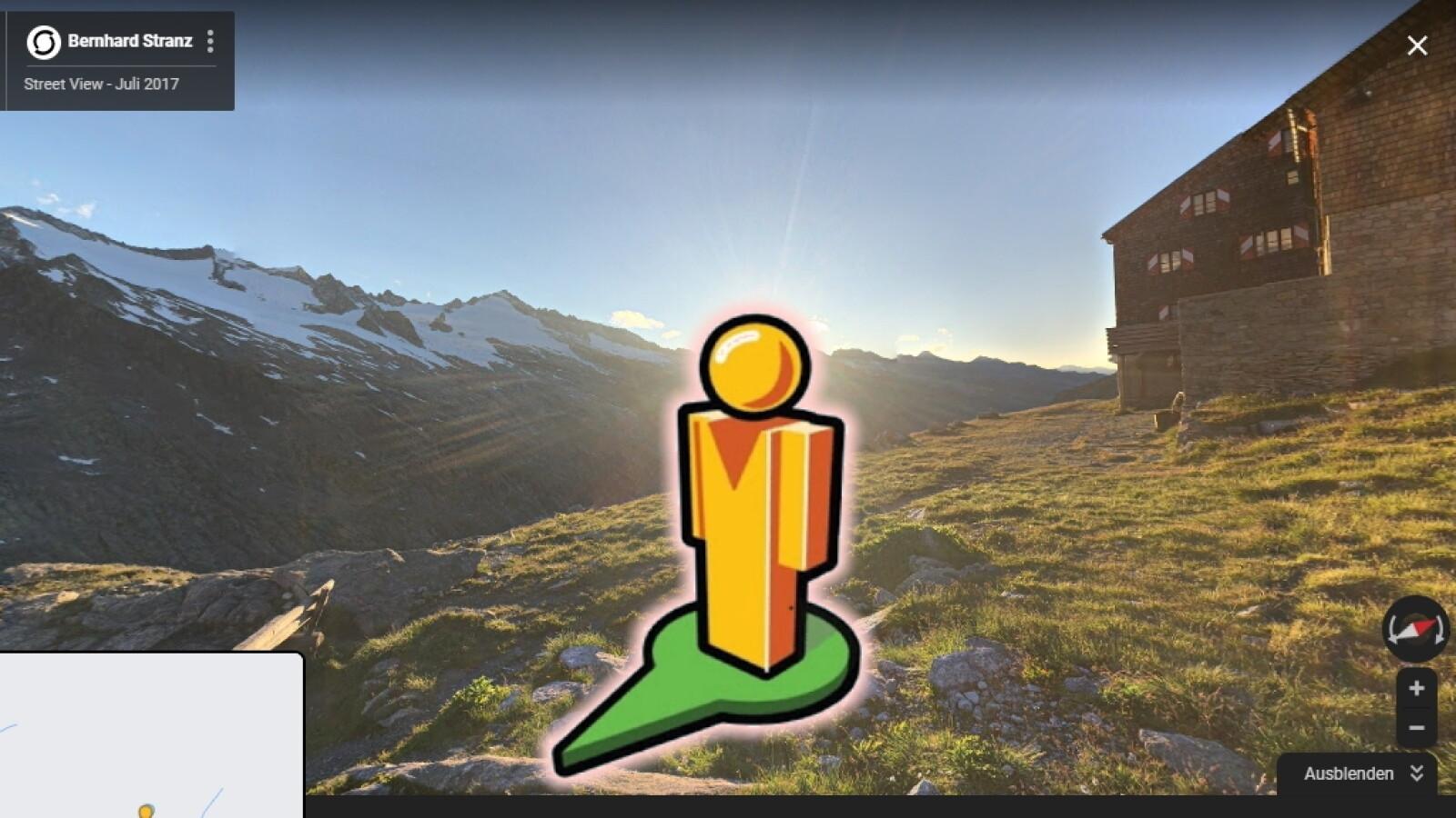 Google Maps-Street View: Eigene 360-Grad-Ansichten erstellen