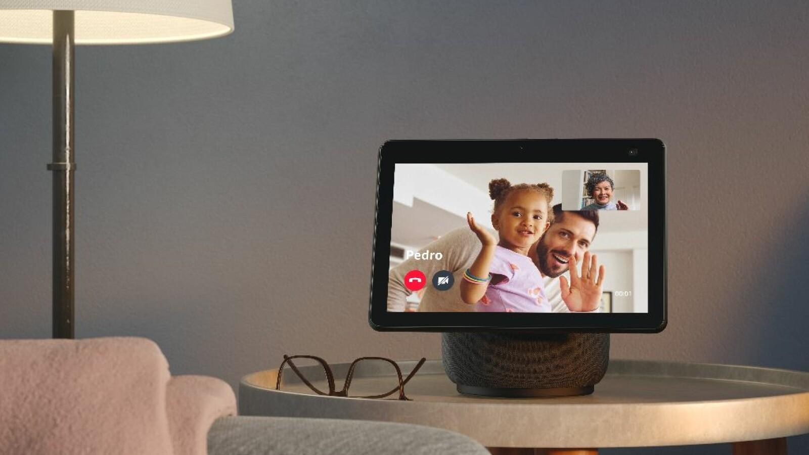 Amazon Echo Show 10 mit Bewegungsfunktion: Vorbestellung ab sofort möglich