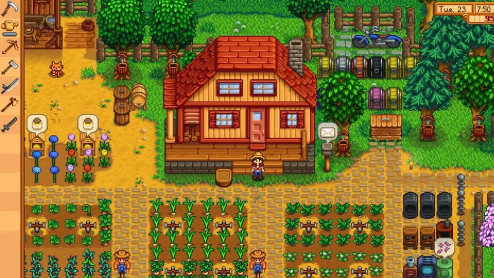 Stardew Valley: Pre-order of iOS version for iPad and iPhone here