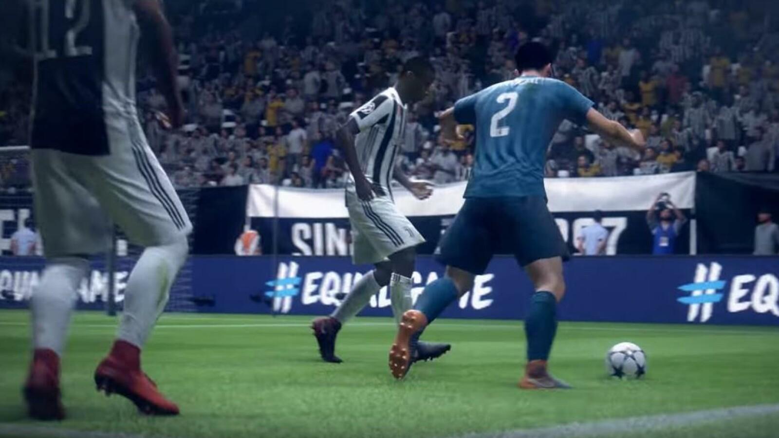 FIFA 19: EA zeigt Cristiano Ronaldo erstmals im Trikot von ...
