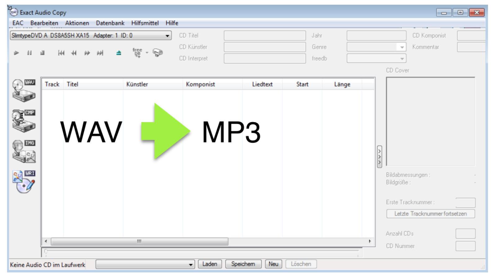 Top audio compressor: wie sie audiodatei einfach komprimieren.