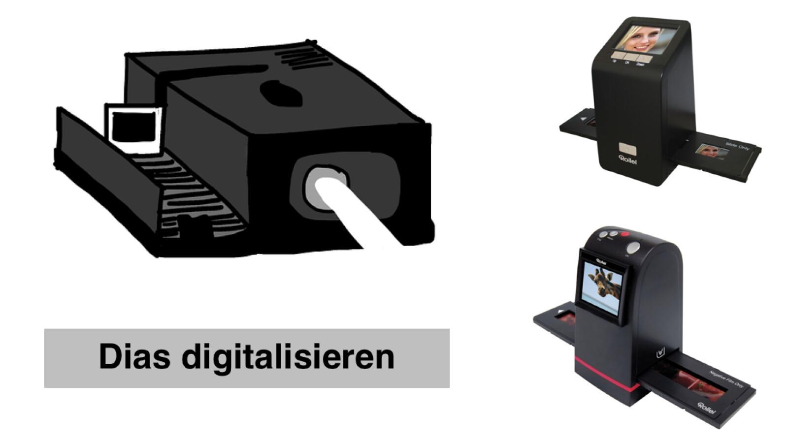 diascanner negative und dias digitalisieren netzwelt. Black Bedroom Furniture Sets. Home Design Ideas