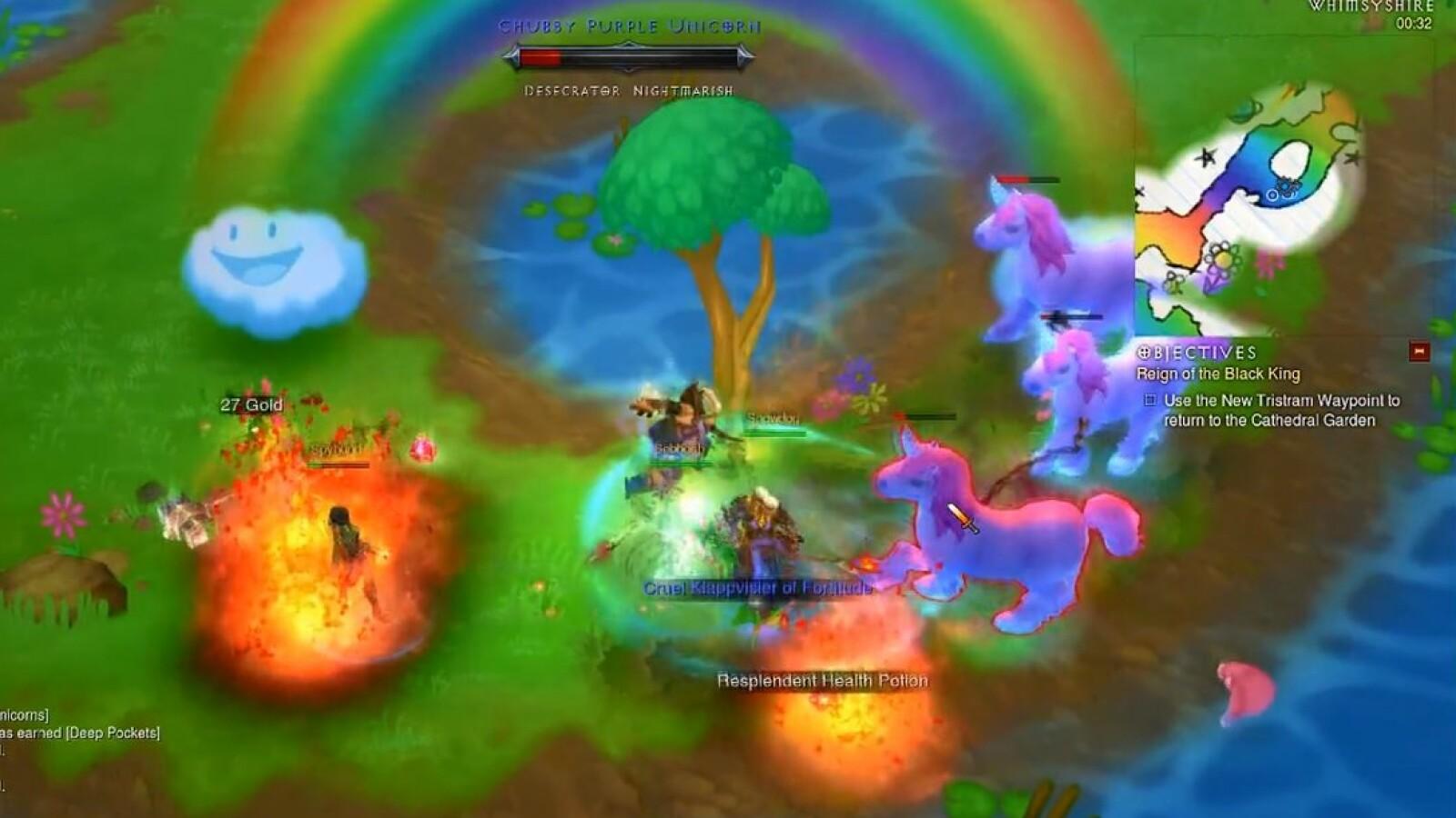 Diablo 3: Hirtenstab herstellen und Ponylevel betreten