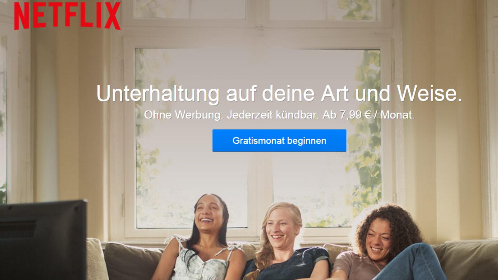 Netflix Bankverbindung Г¤ndern
