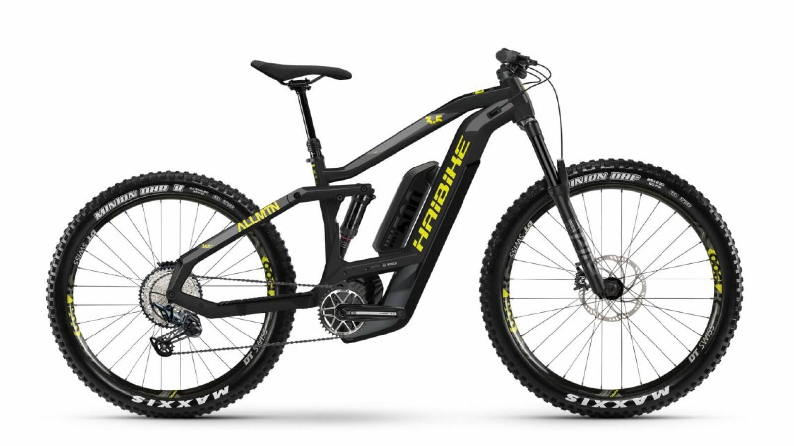 e bikes mit skybeamer und bosch power haibike neuheiten f r 2020 netzwelt. Black Bedroom Furniture Sets. Home Design Ideas
