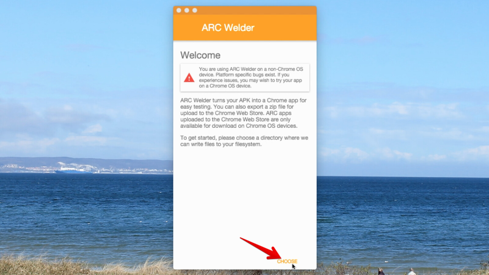 Getting Started With Arc Welder Google Chrome