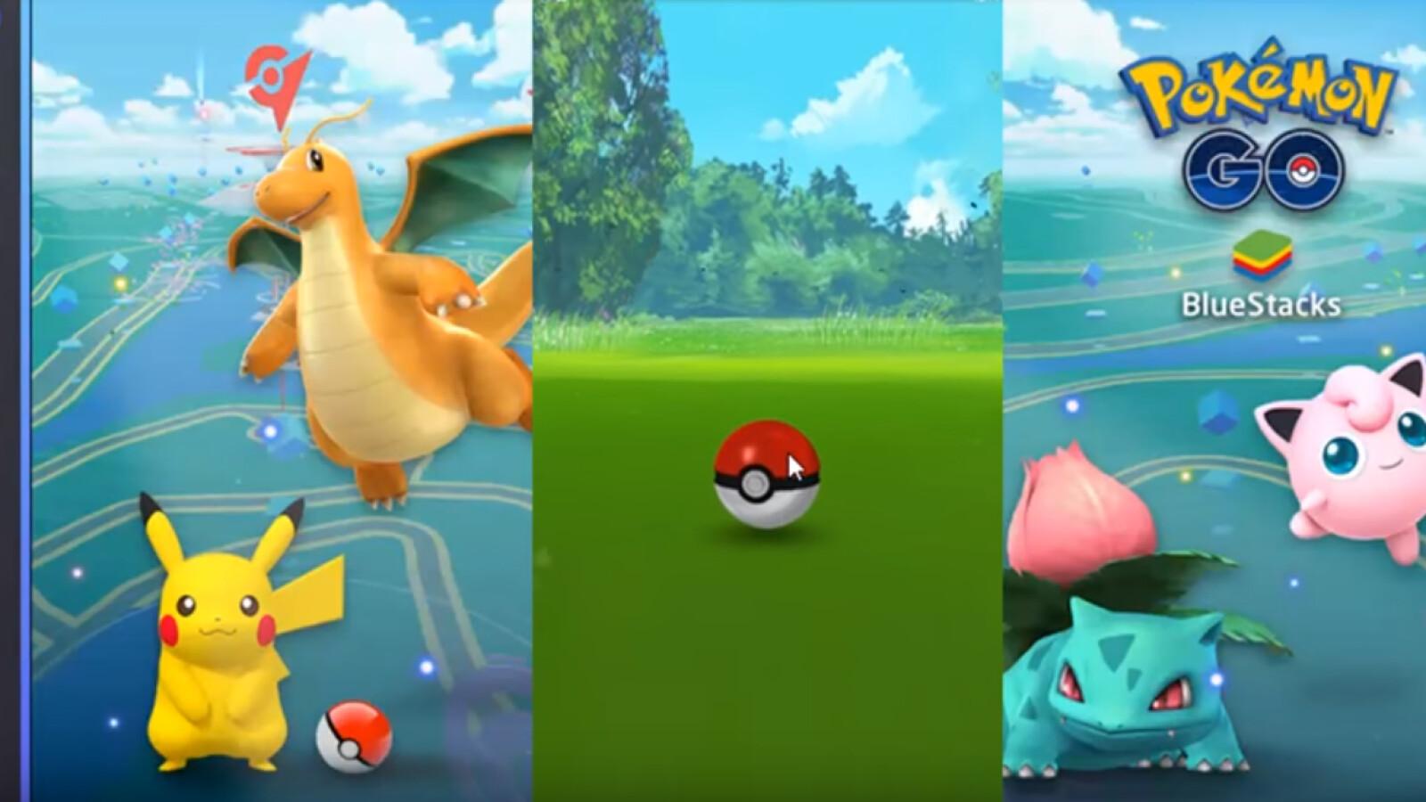 Pokemon Go Pc Spielen
