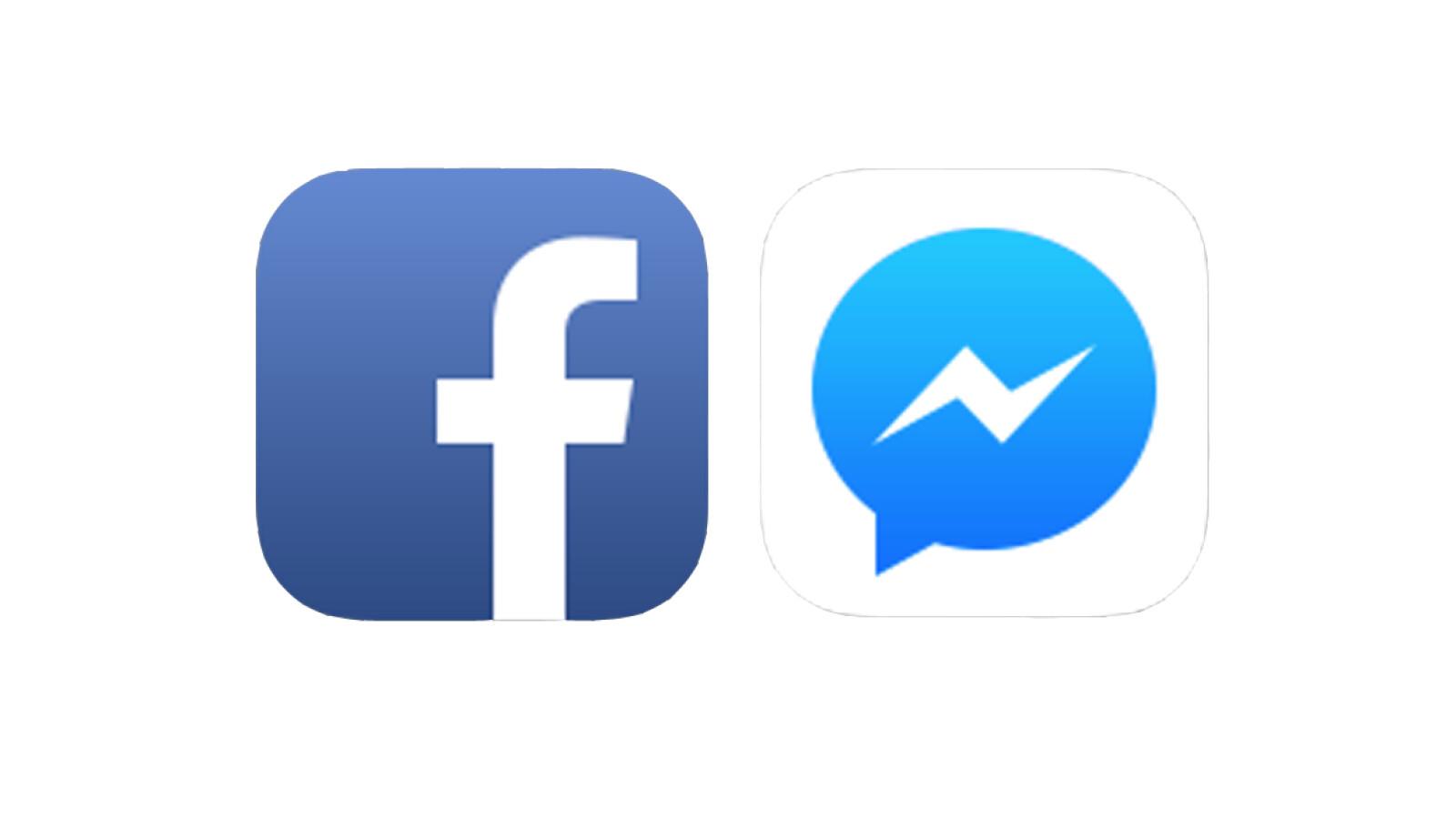 Facebook Abmelden Button