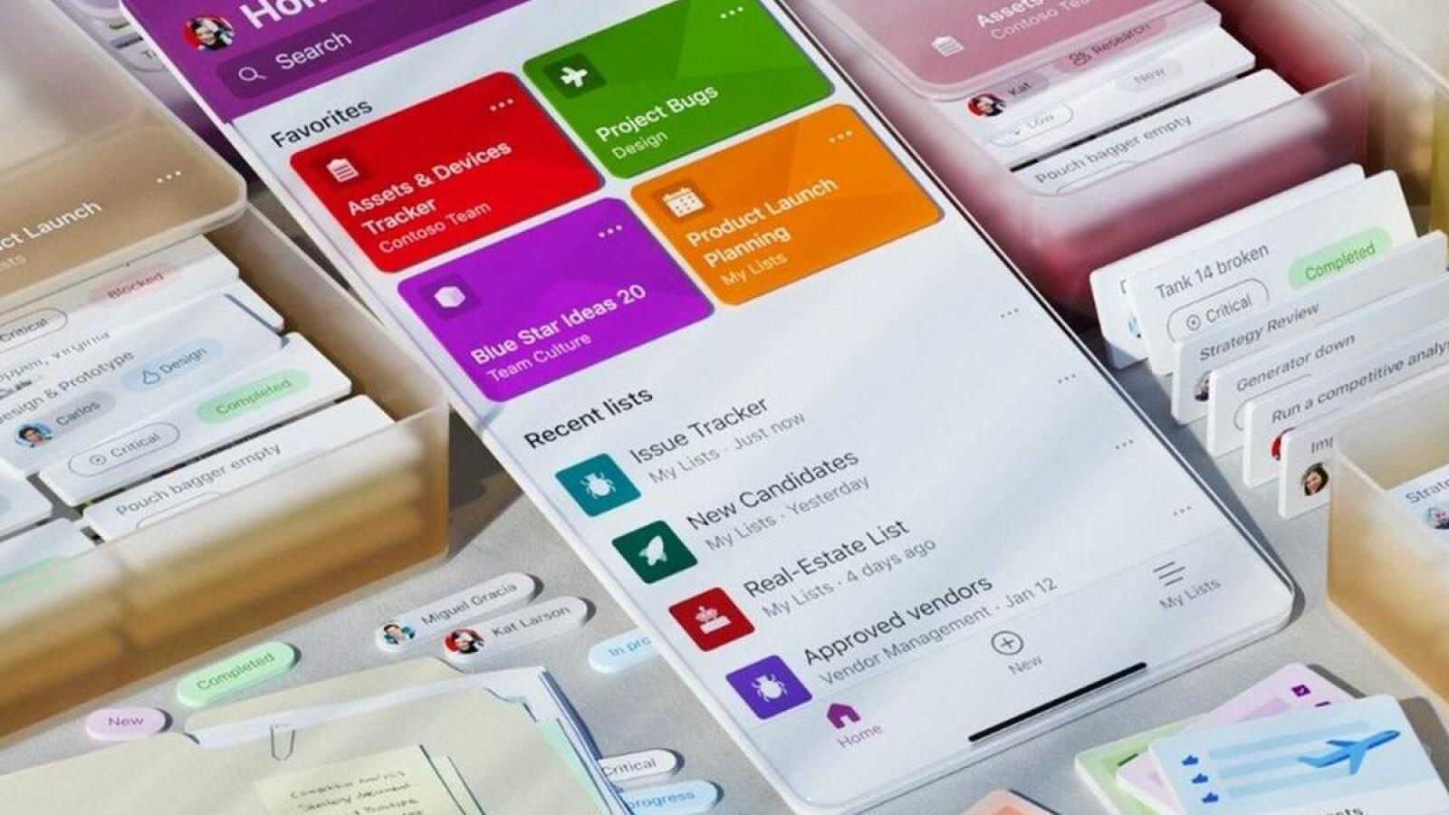 Microsoft: Listen-App für iOS jetzt als kostenloser Download verfügbar