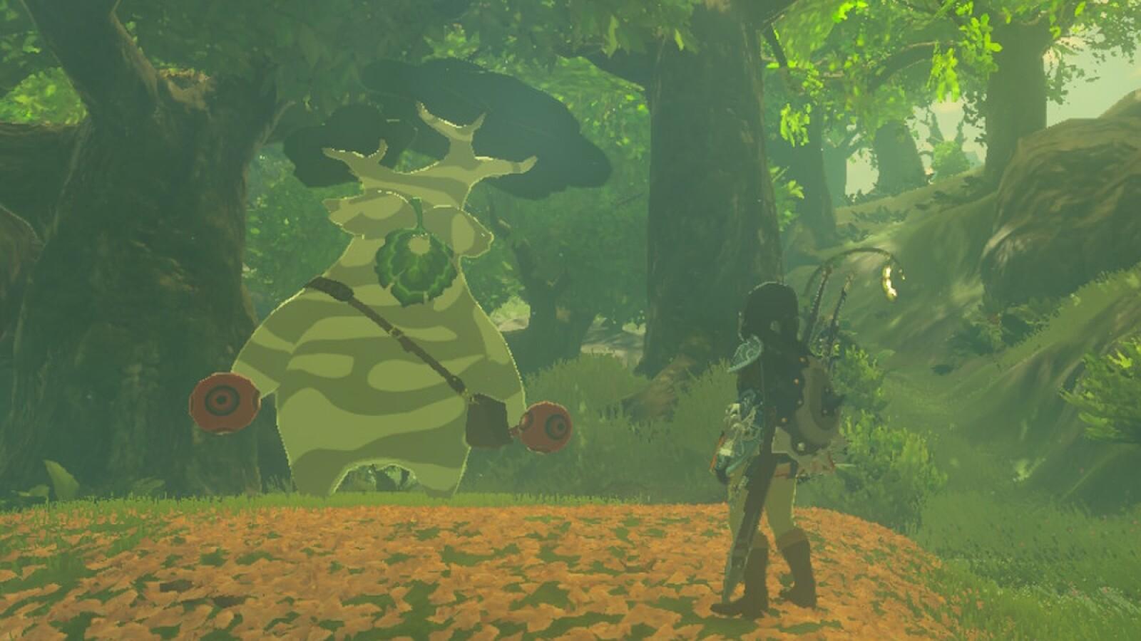 Zelda Krog Karte.Zelda Breath Of The Wild Alle Krog Samen Finden Und Inventar