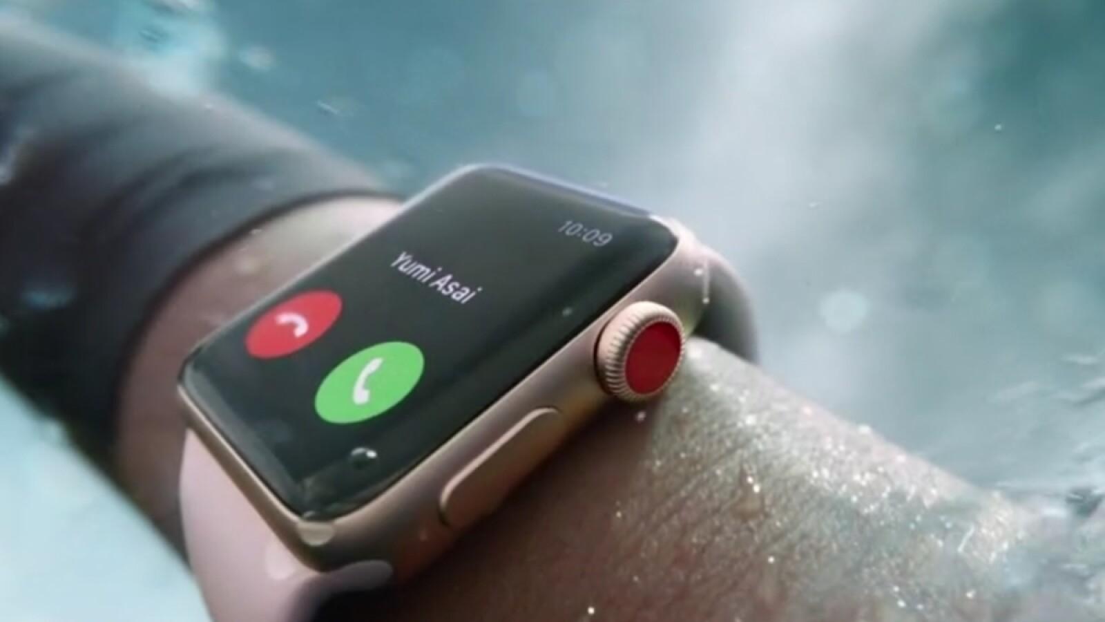 Apple Watch Schritte