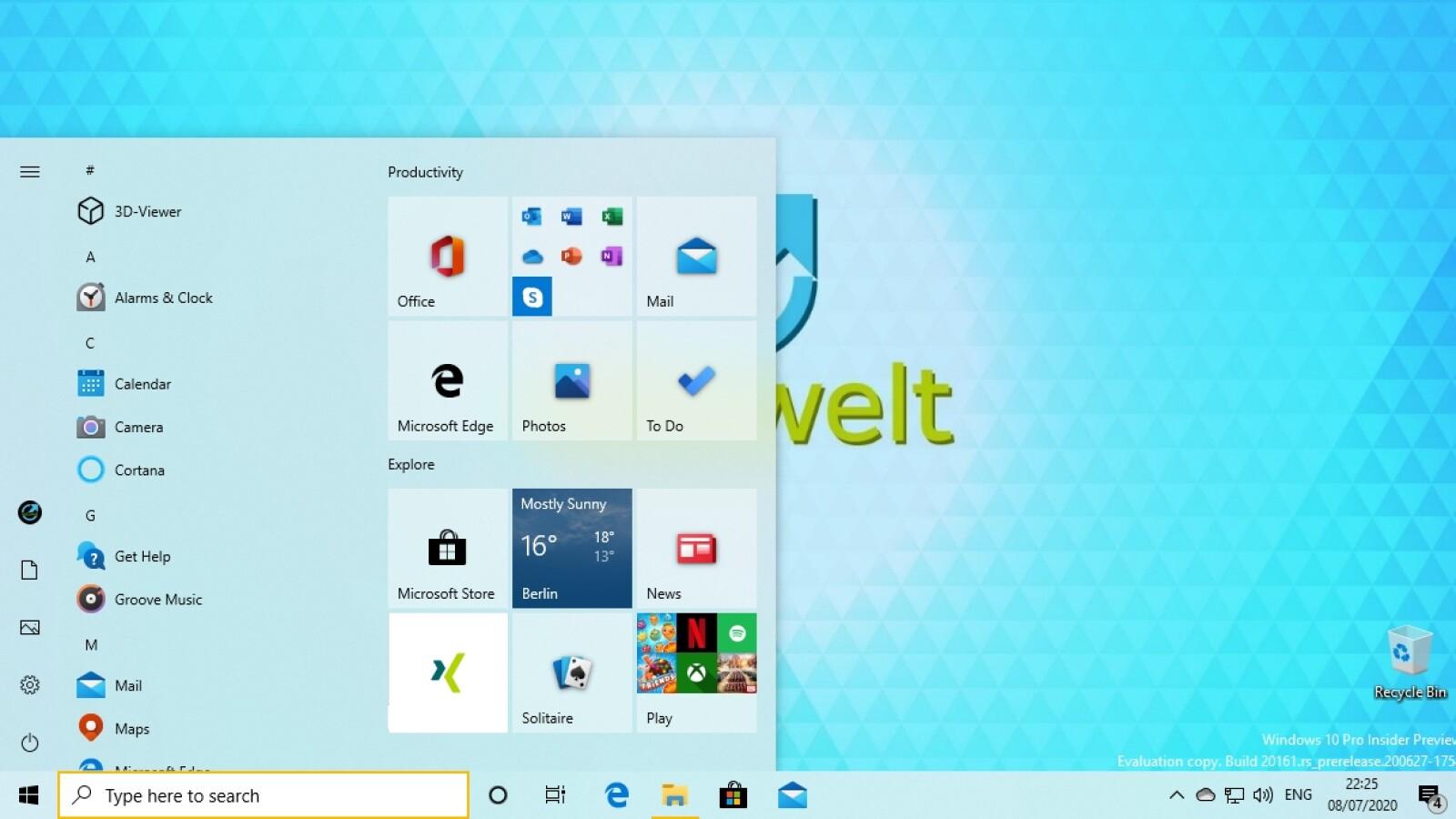 Windows 10: Jetzt geht es offenbar auch dem Task Manager an den Kragen