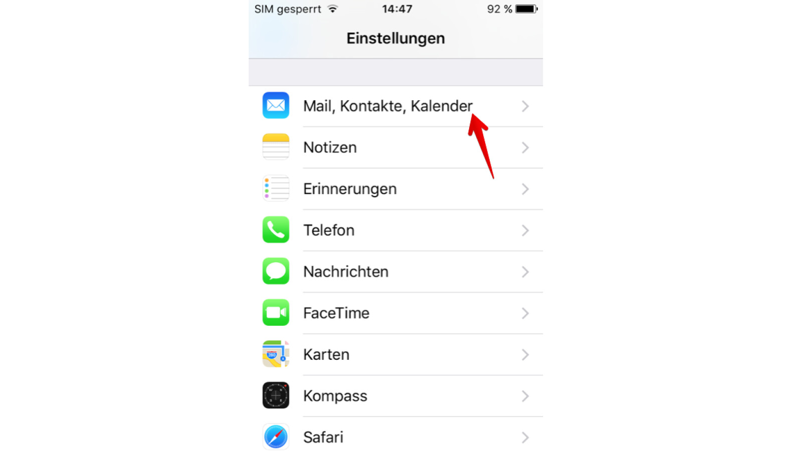 T Online Email Auf Iphone