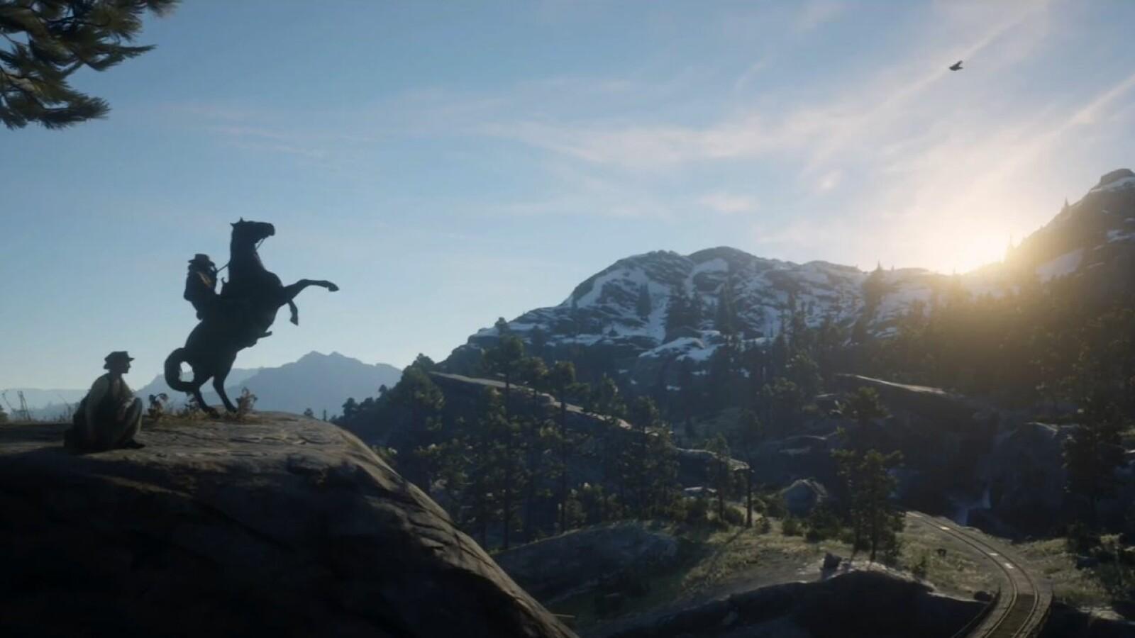 Red Dead Redemption 2 im finalen Test: Zugpferd dieser Konsolengeneration