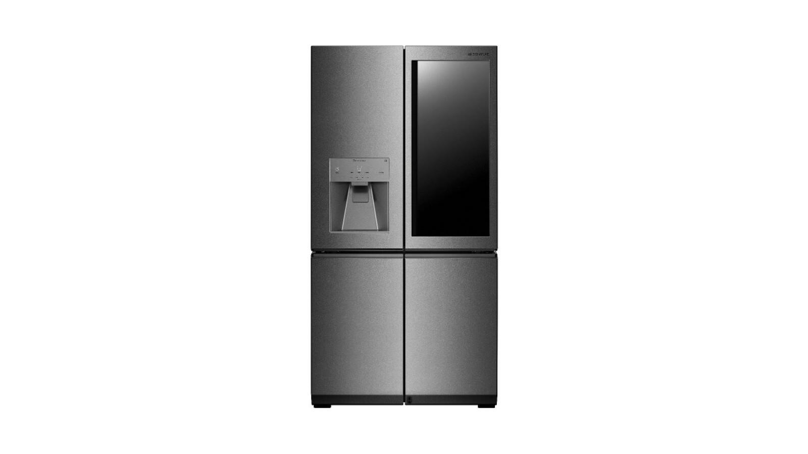 LG Signature: Dieser Kühlschrank kostet 8.000 Euro - NETZWELT