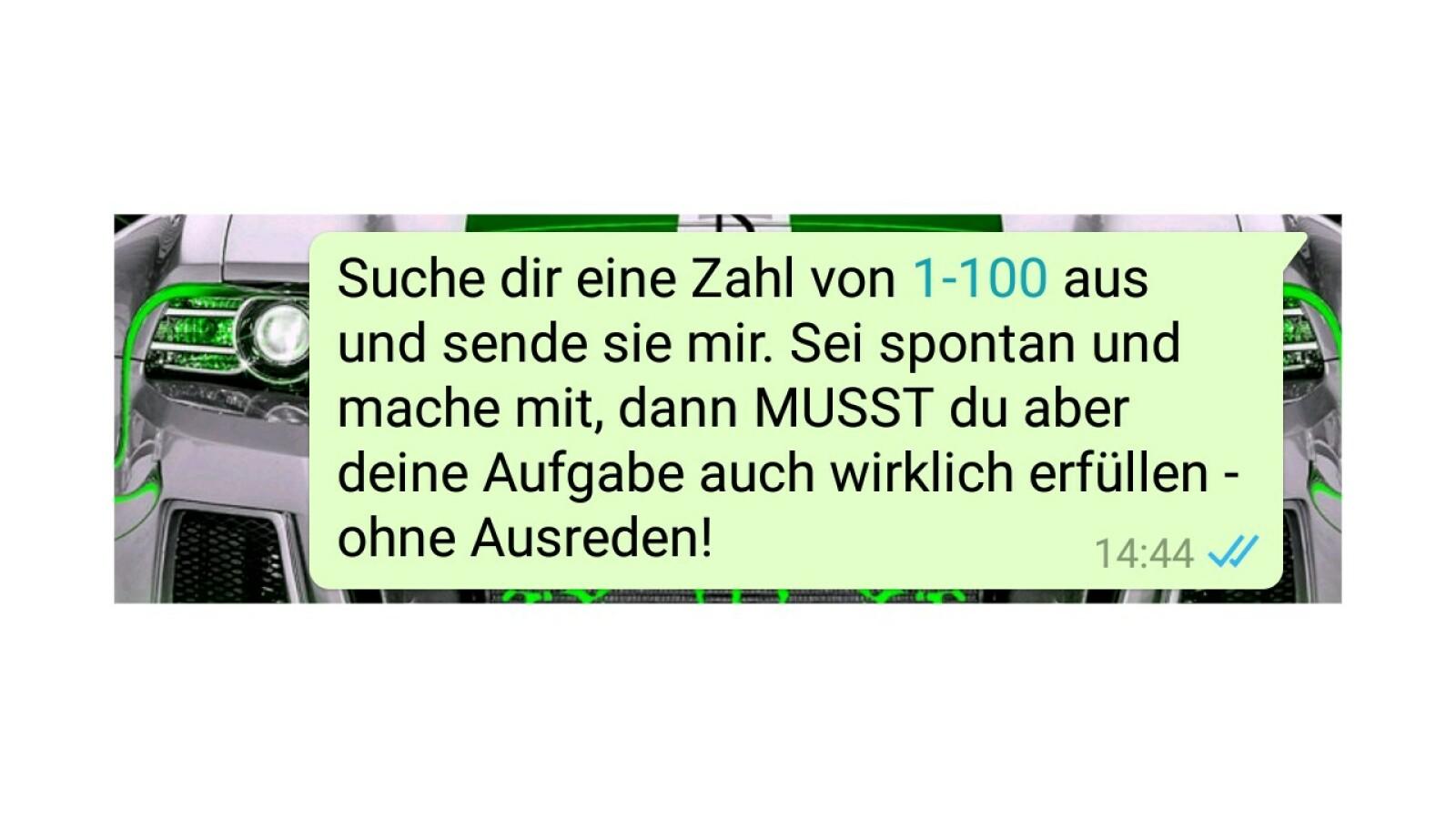 Suche freund 14 whatsapp 2018