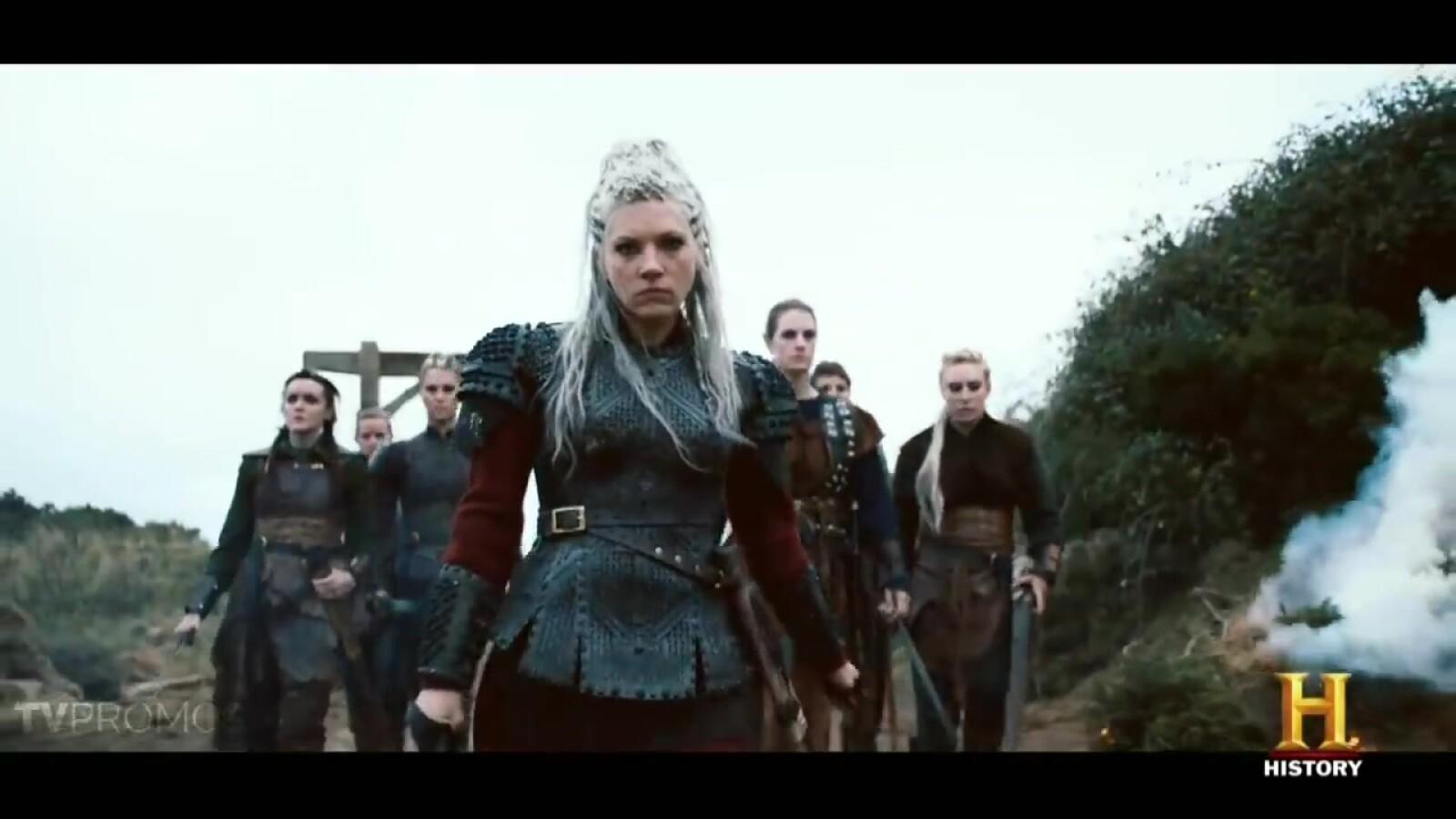 Vikings Staffel 6: Vielversprechender Trailer und Startdatum!