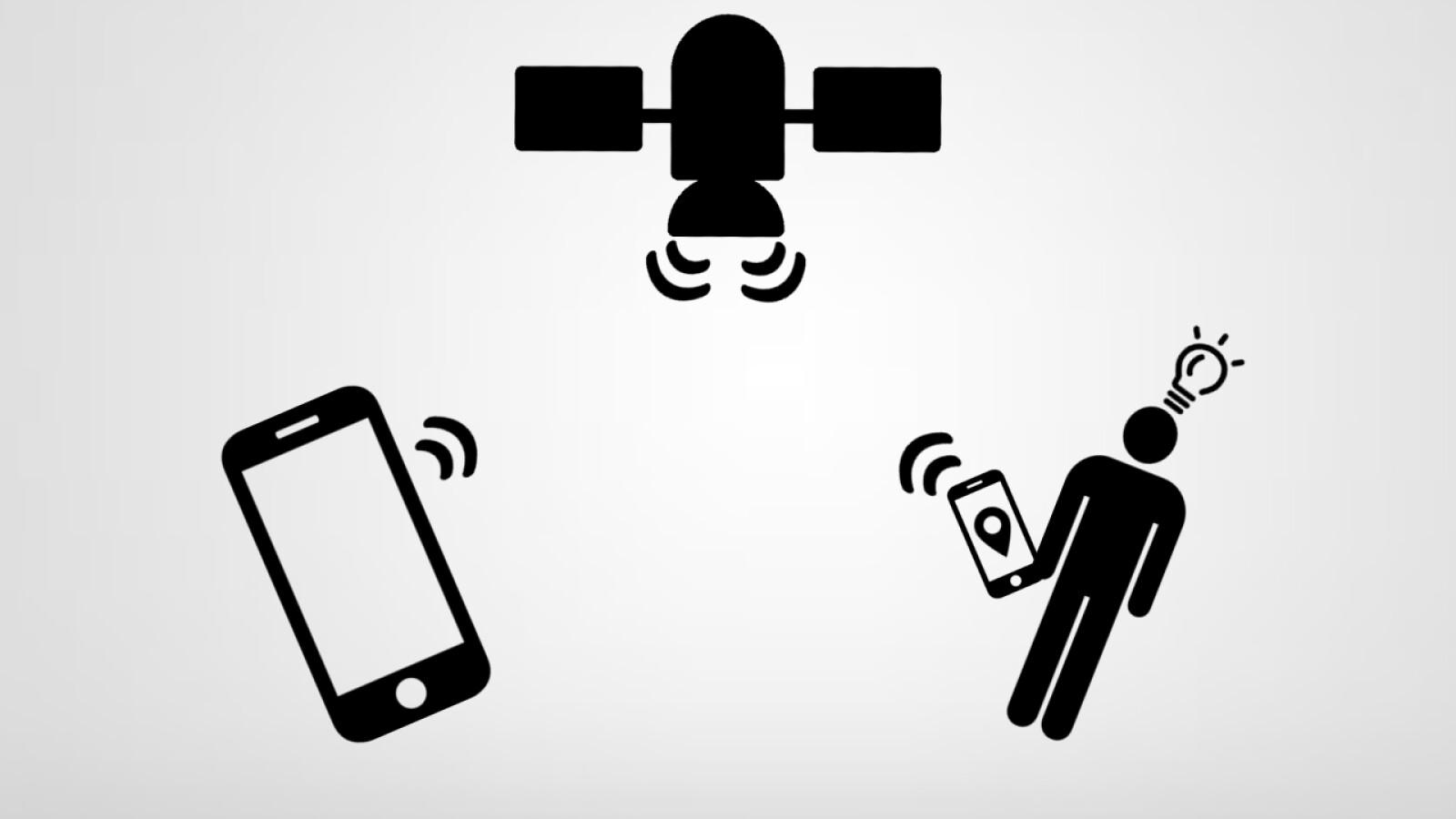 Kostenlos und ohne Anmeldung per GPS und GSM