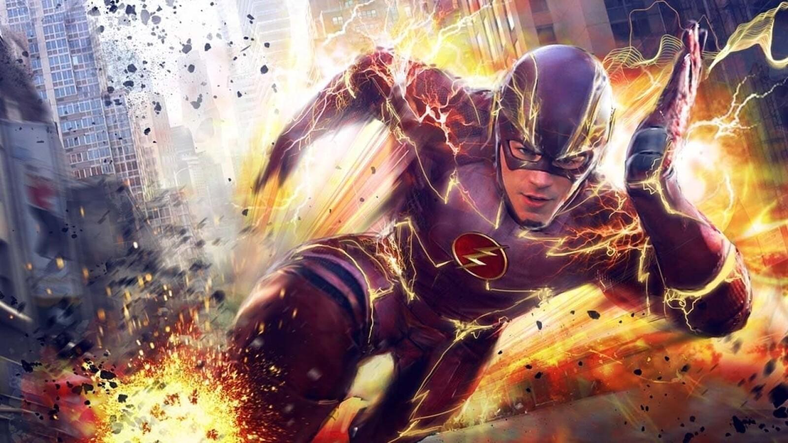 The Flash Sendetermine