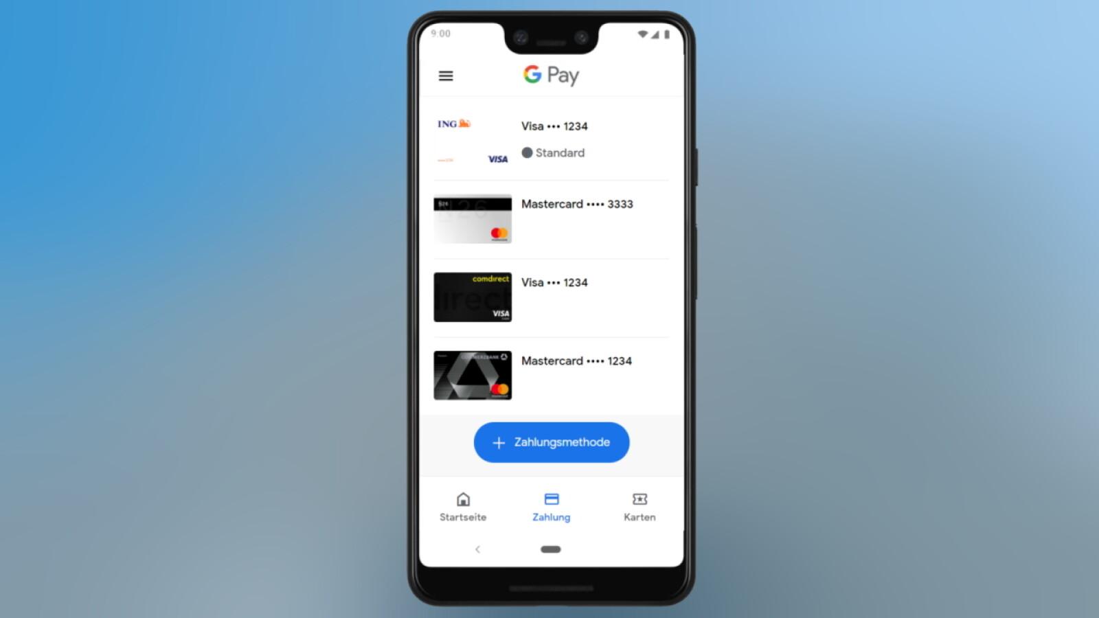 Google Pay: Bezahldienst für Smartphones einrichten - So geht´s