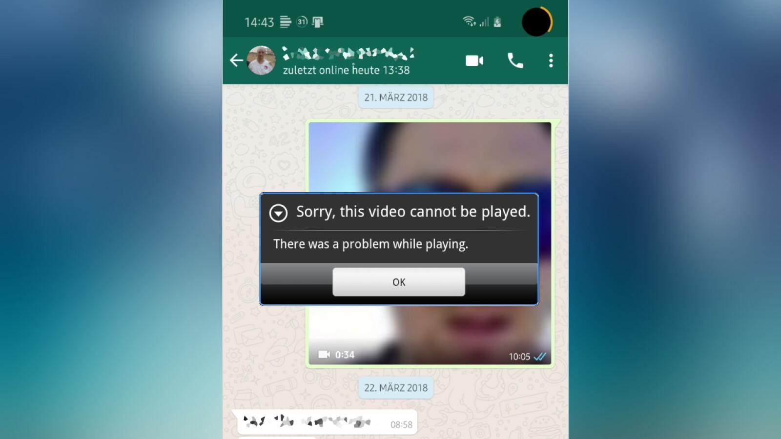 Gesehen oft status whatsapp wie WhatsApp Status