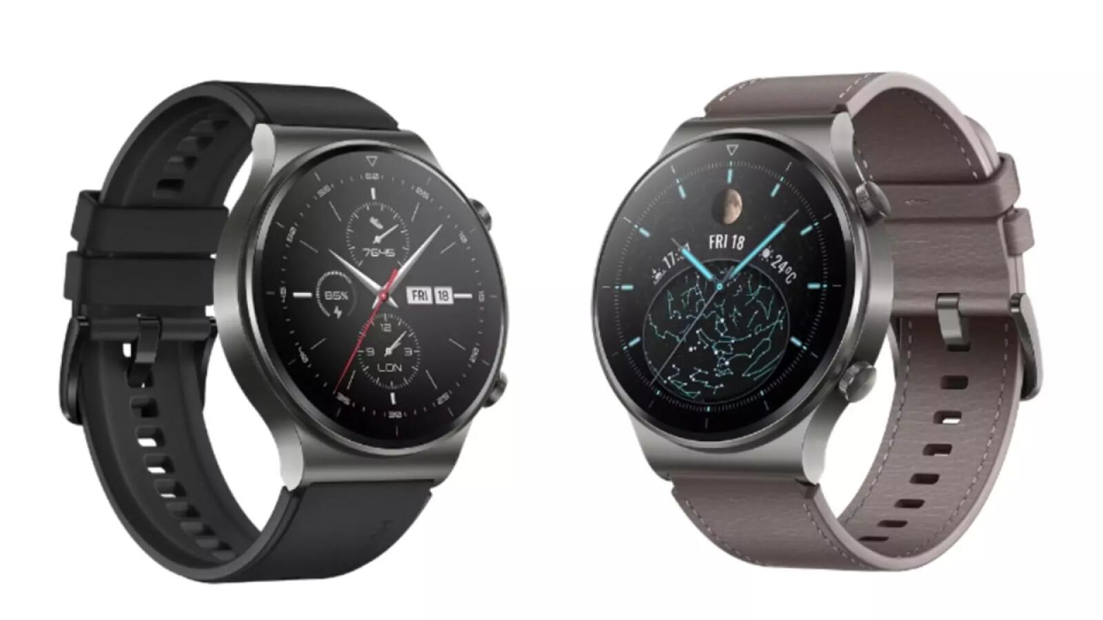 Huawei: Update wertet Smartwatch deutlich auf