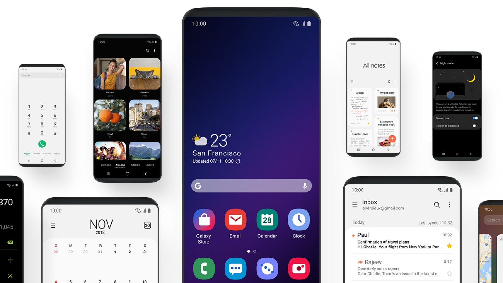 Android 9 Fur Note 8 Und Galaxy S8 Beta Startet Angeblich In Kurze