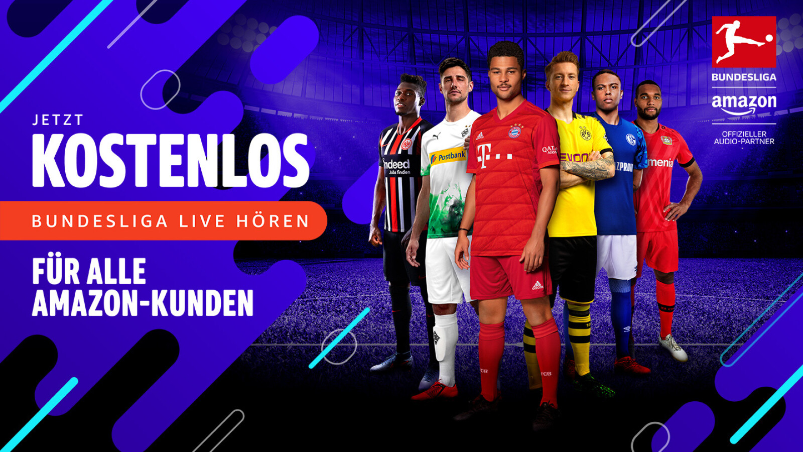 Bundesliga Live Hören