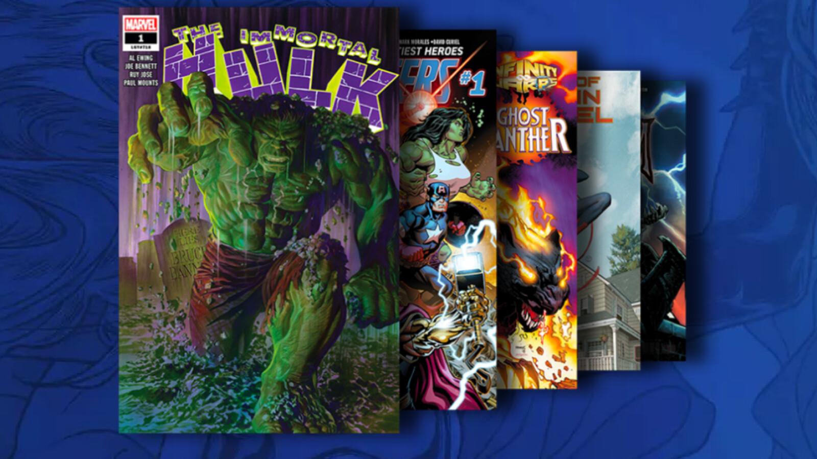 Rund 200 Marvel-Comics kostenlos lesen: App bringt euch Spider-Man, Avengers und Co.