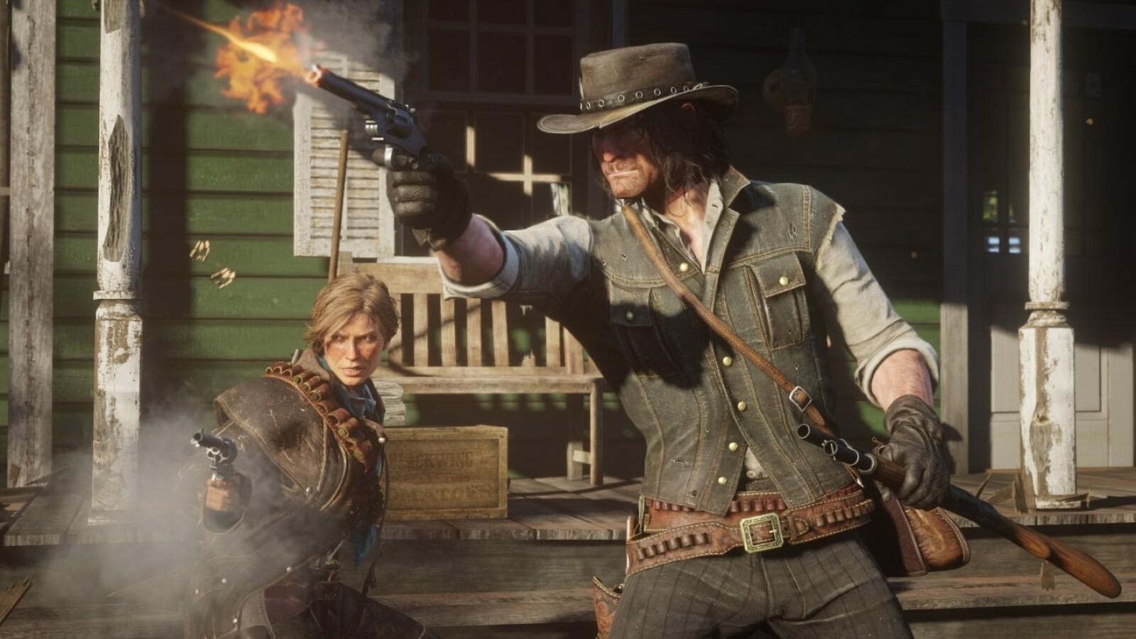 Red Dead Redemption 2: Die besten Waffen für den Wilden Westen