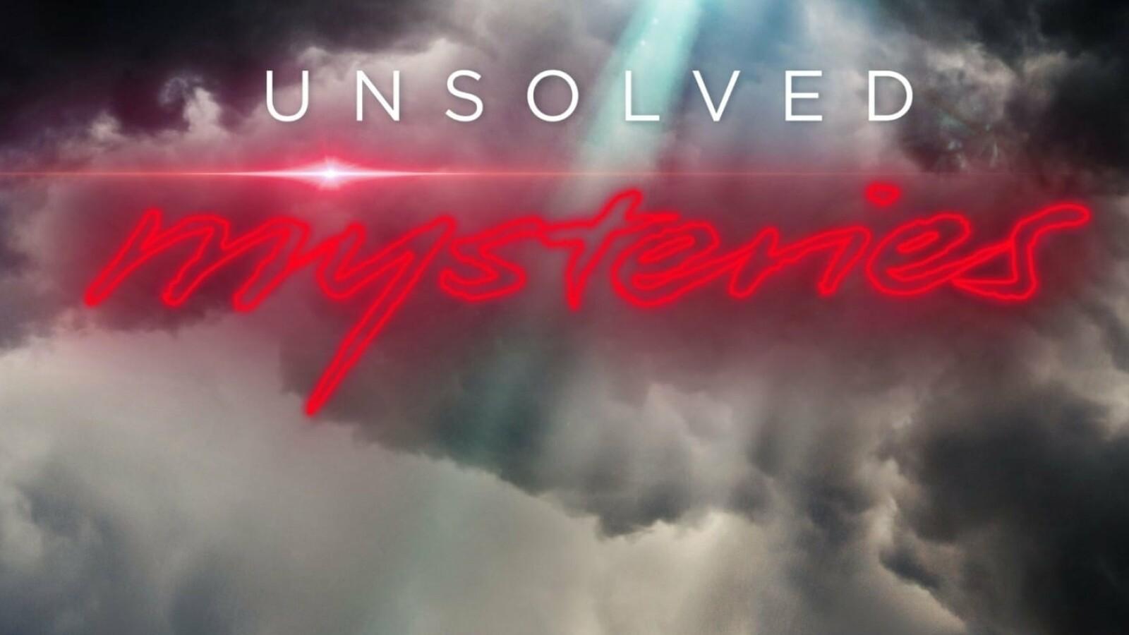 Serien Stream Unsolved