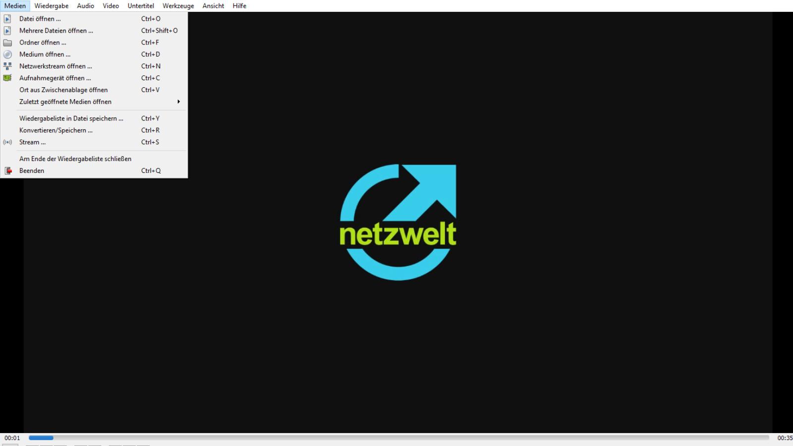 VLC Media Player - Download - NETZWELT
