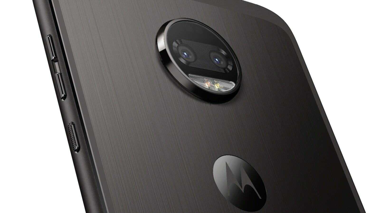 Moto Z2 Force: Bei diesem Smartphone geht das Display ...