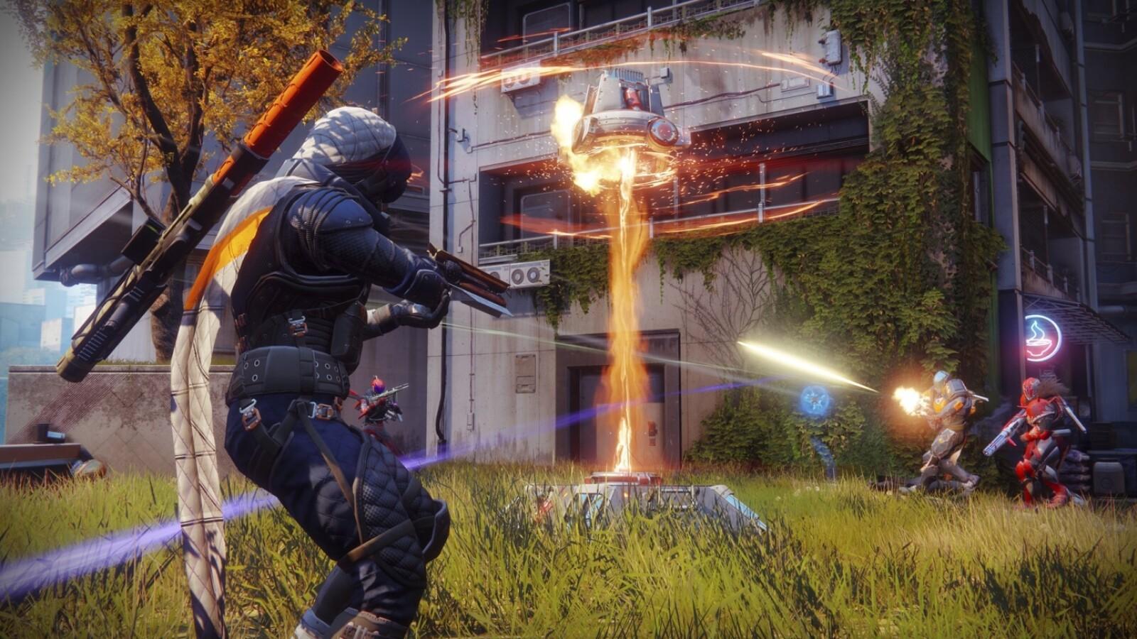 Destiny 2: Spiel zu aufwendig - PS4 Pro schafft keine 60 FPS - NETZWELT