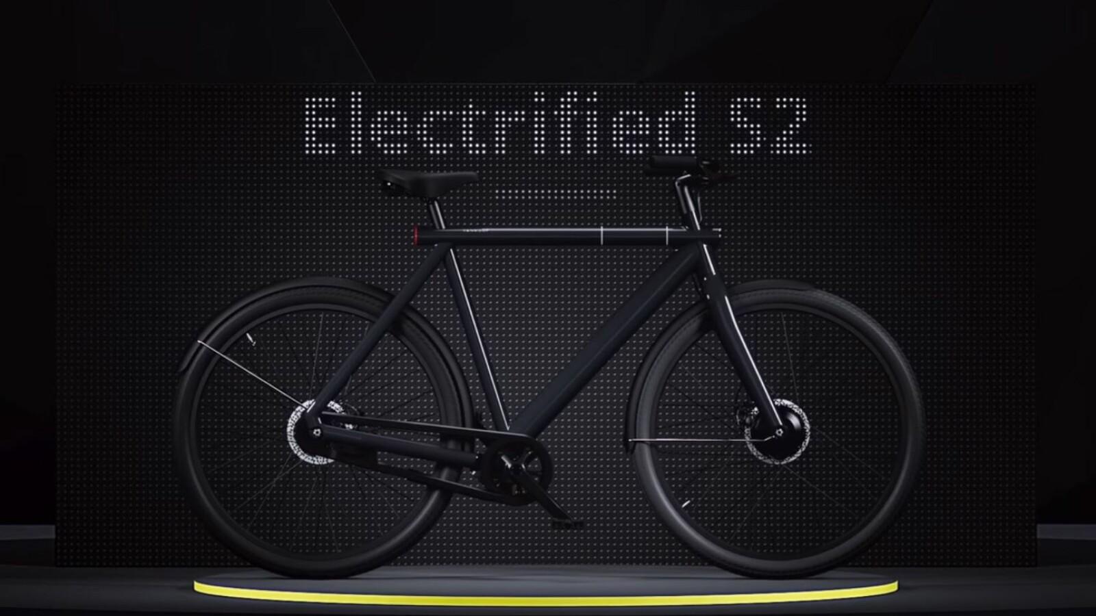 E-Bike im Test: Das VanMoof Electrified S2 pustet sie alle