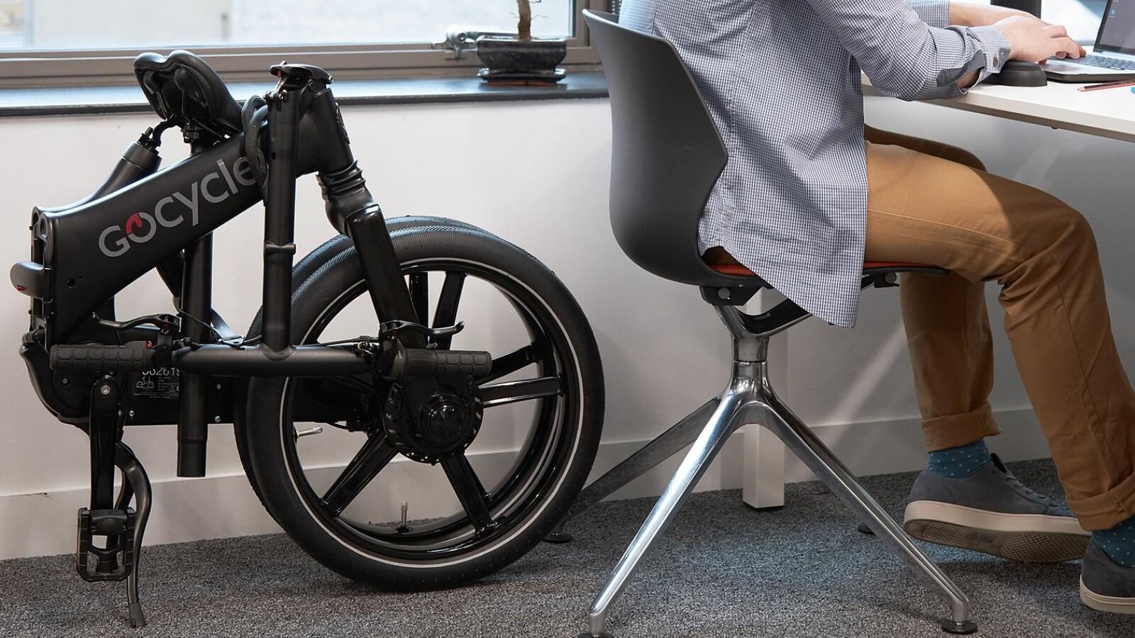 e bike klapprad im test das schicke gocycle gx ist richtig erwachsen netzwelt. Black Bedroom Furniture Sets. Home Design Ideas