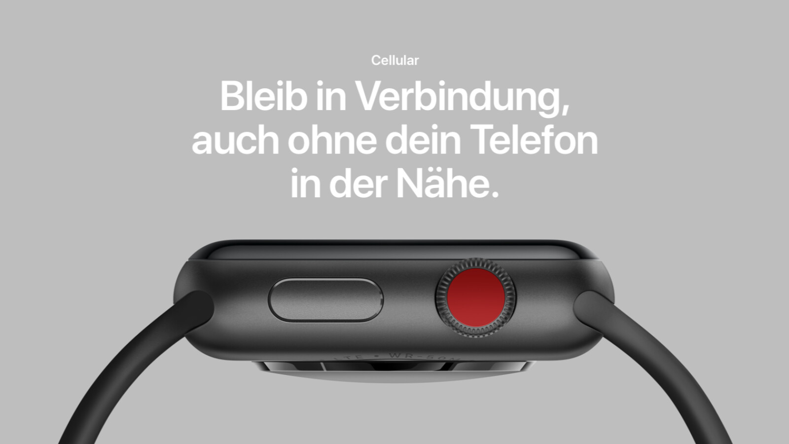 apple watch series 3 mit lte neben telekom bietet auch vodafone nun tarife netzwelt. Black Bedroom Furniture Sets. Home Design Ideas