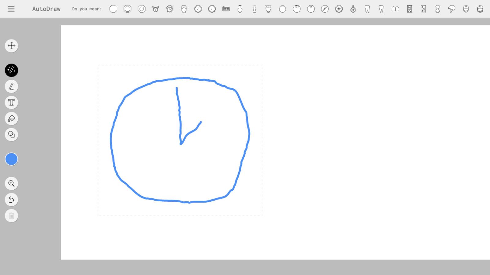 AutoDraw: Google-Dienst verwandelt schlampige Skizzen in Zeichnungen ...