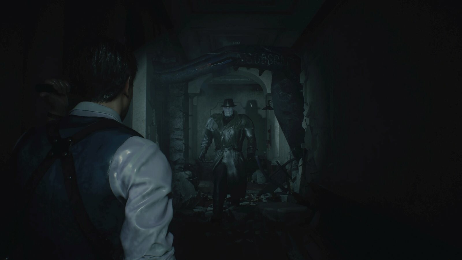 Resident Evil 2 So You Can Get Rid Of The Tyrant And Defeat It