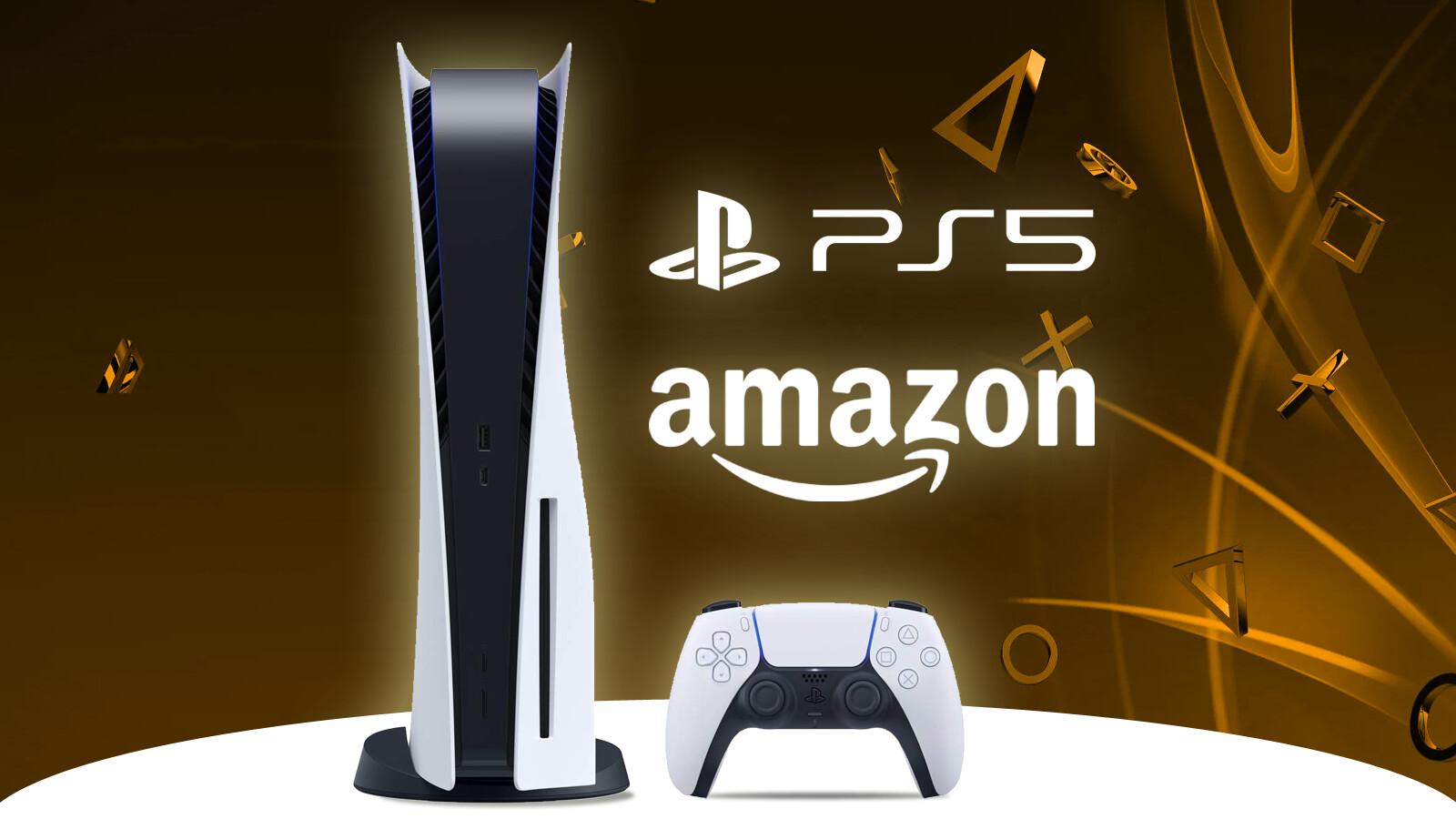 PS5 kaufen: Am Montag könnte sich ein Blick auf Amazon lohnen - netzwelt.de