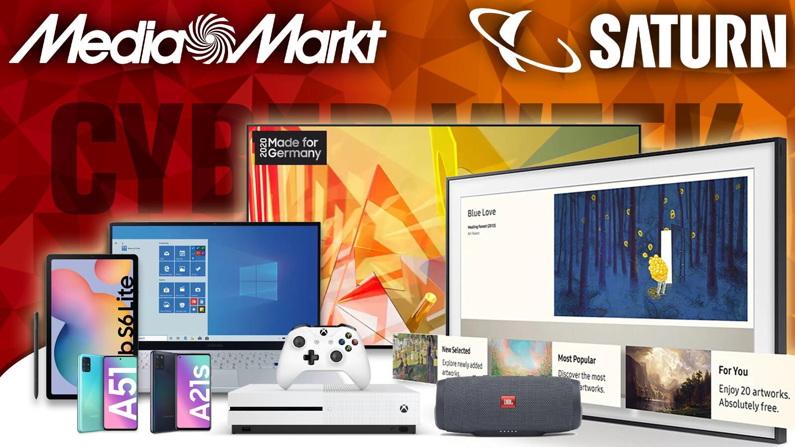 Cyber Week bei Media Markt und Saturn: Mehrwertsteuer geschenkt - krasser als Black Friday